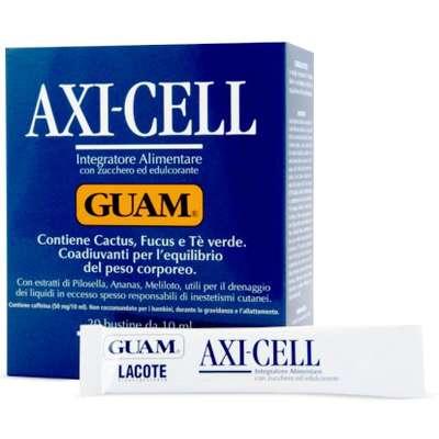 GUAM AxiCell Roślinny Wyszczuplający preparat do picia 20x10 ml
